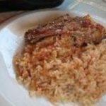 Janjetina na riži