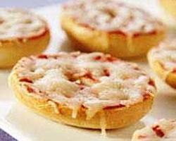 Kinder pizze