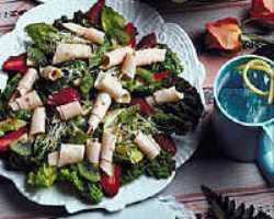 Miješana salata od mesa peradi