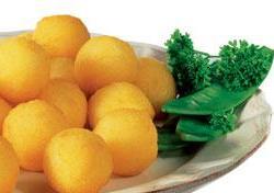 Okruglice od krupice s krumpirom