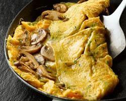 Omlet od gljiva
