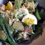 Pikantna mesna salata