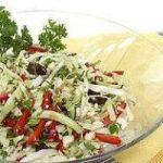 Pikantna salata od kupusa