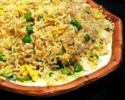 Riža s graškom-rizi-bizi