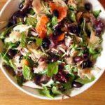 Salata s ciklom i mrkvom
