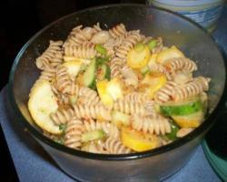 Zimska salata s  majonezom