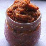 Ajvar od patlidžana s pečenim paprikama