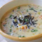 Grčka juha s rižom