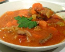 Gulaš juha