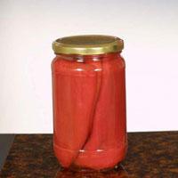 Kisela crvena paprika