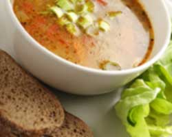 Neobična juha od kruha