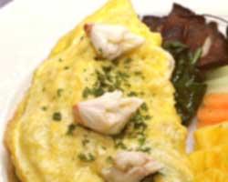 Omlet od vrganja