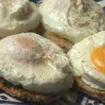 Pečena jaja «na oko»