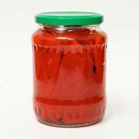 Pržene paprike u octu - zimnica