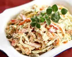Salata od mlade piletine