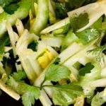 Salata s trakicama celera