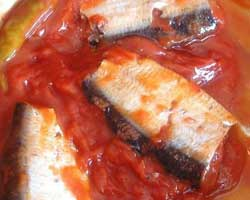 Marinada od miješane ribe