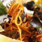 Špageti s dagnjama