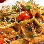 Špageti s tunjevinom