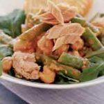 Tuna s krumpirom i paprikom
