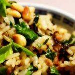 Salata od riže i maslina