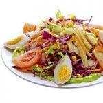 Salata od rajčica i jaja