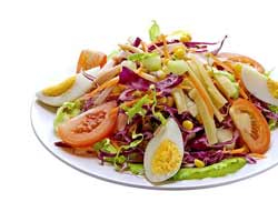 Salata-od-rajcica-i-jaja
