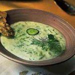 Hladna juha od krastavaca