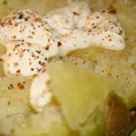 Krumpir s kiselim vrhnjem