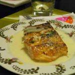 Riba kuhana u vinu