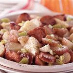 Salata od graha s kobasicama