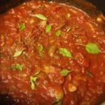 Umak od vrganja s rajčicama