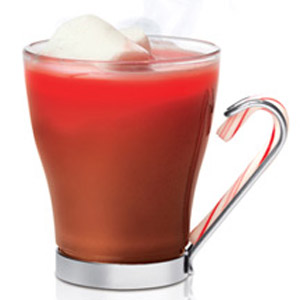 Crvena topla čokolada