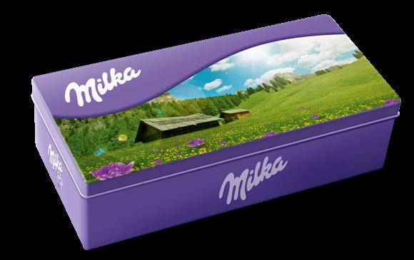 Najnježnije proljeće s Milka čokoladom