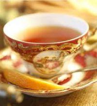 Čaj od naranče s rumom