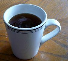Crni čaj s rumom
