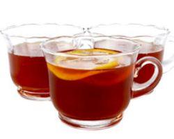 Topli čaj s rumom