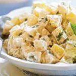 Hladna krumpir salata
