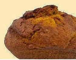 Kruh od bundeva i đumbira