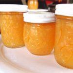 Marmelada od mandarina s limunom