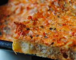Pizza od starog kruha