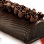 Rolada s kavom i čokoladom