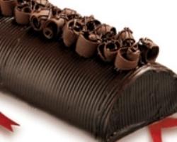 Rolada s kavom i cokoladom