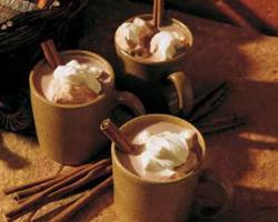 Božićna topla čokolada