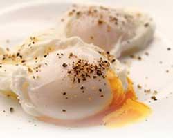 Pečena jaja sa šunkom