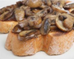 Tost-s-gljivama