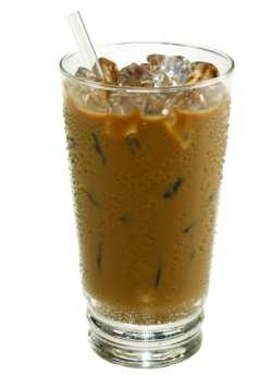 ledena kava recept