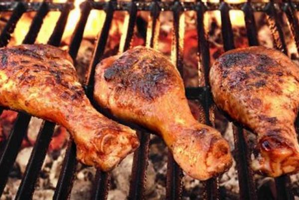 Priprema mesa za roštilj