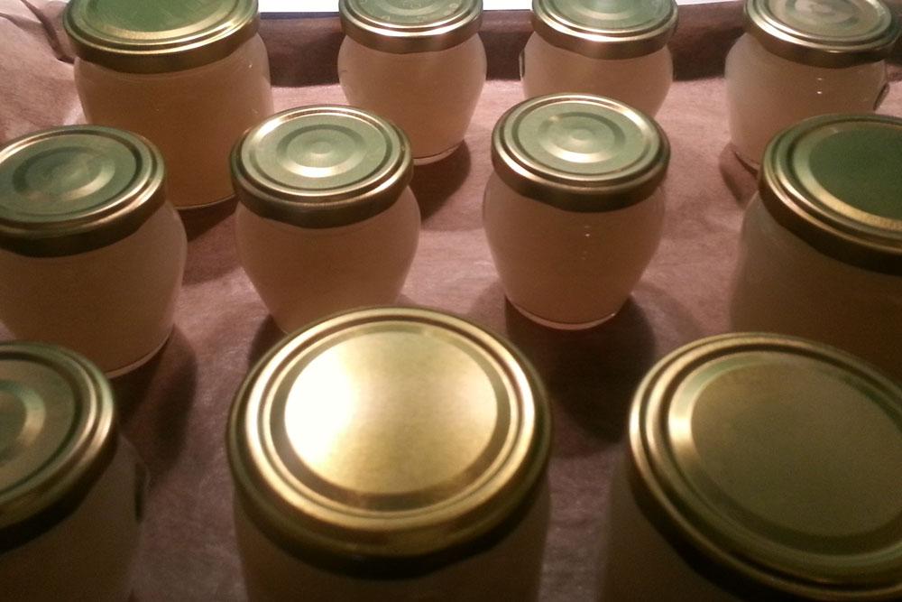 Marmelada od jabuka i kave