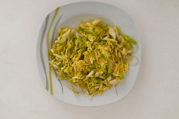 Salata od zelja
